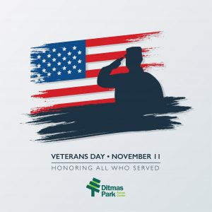 Honoring Veteran's Day