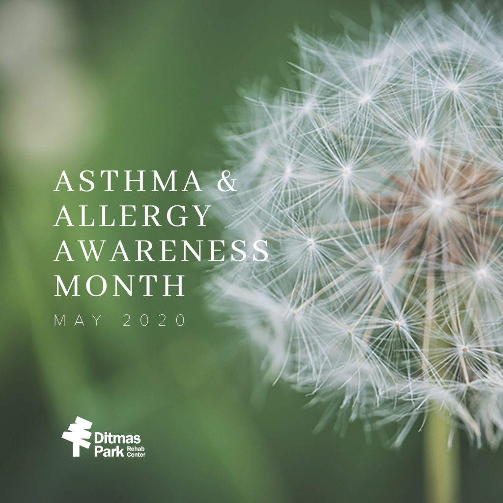 Recognizing Asthma & Allergy Awareness Month