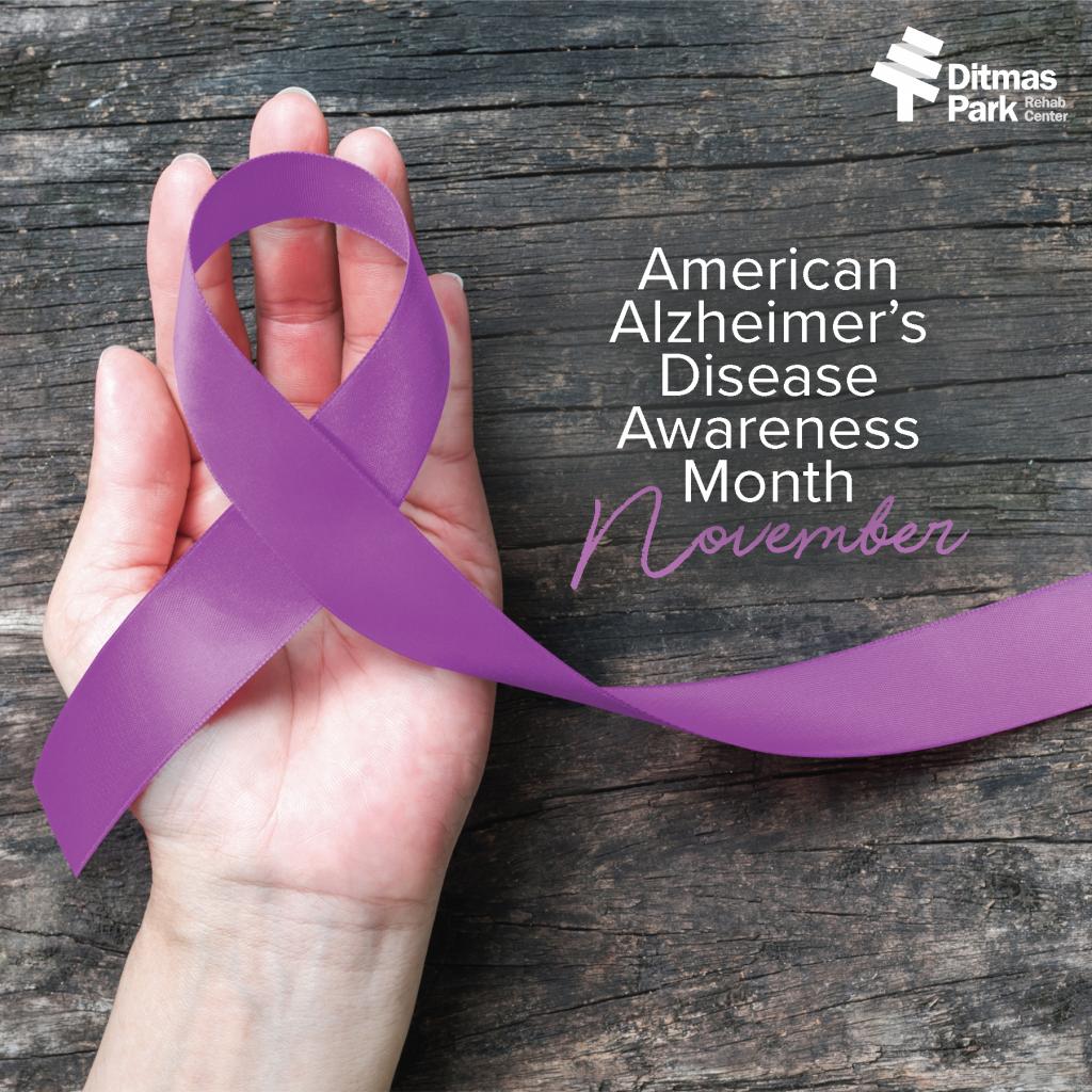 National Alzheimer's Awareness Month