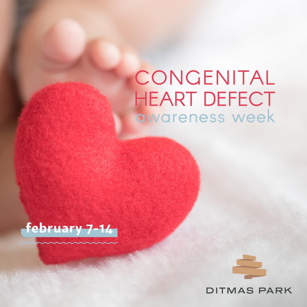 Congenital Heart Defect Awareness Week