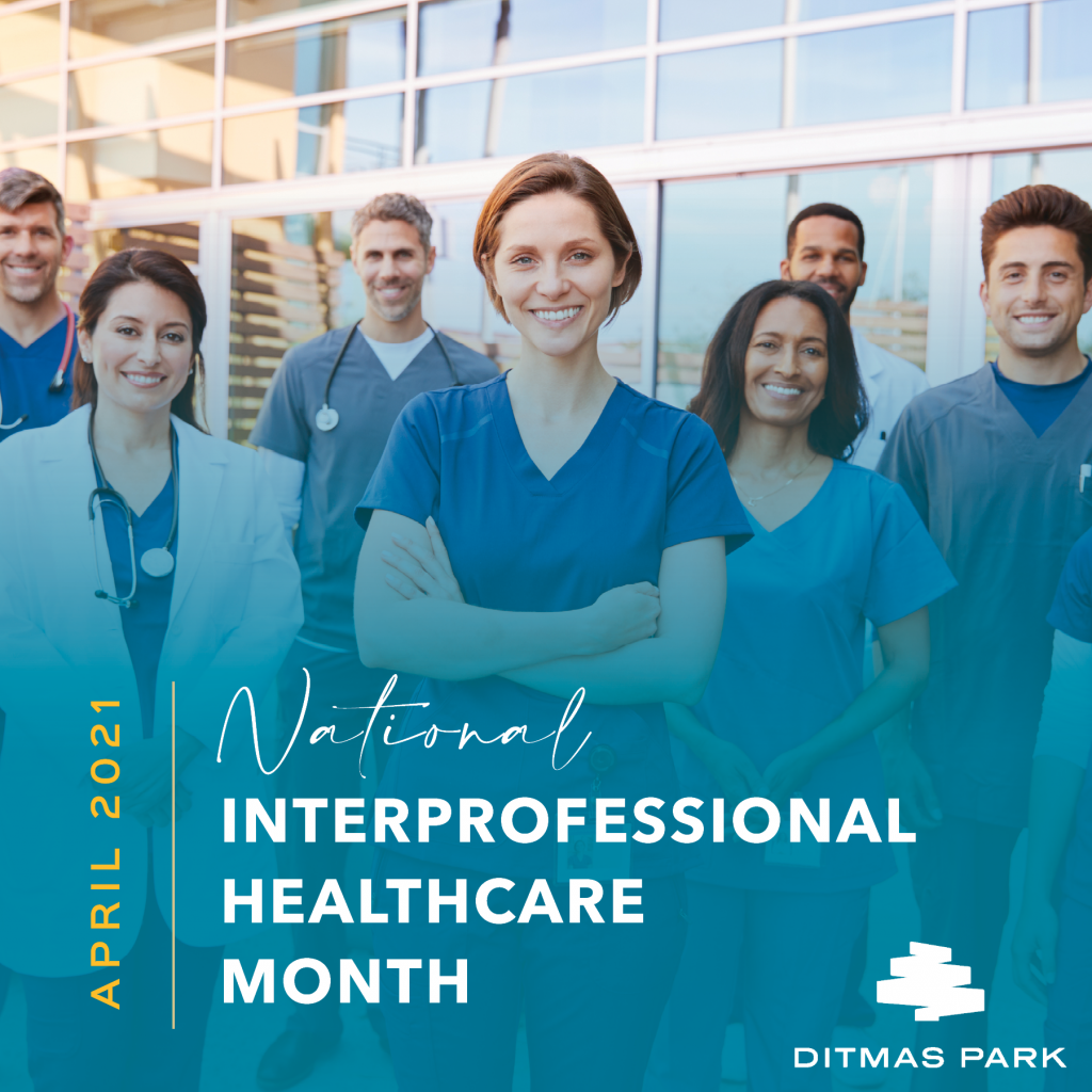 National Interprofessional Healthcare Month