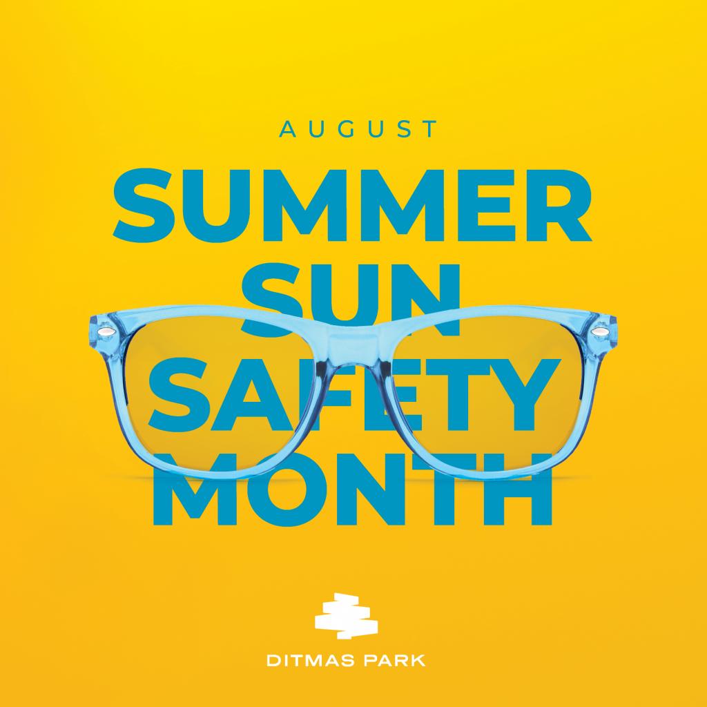 Summer Sun Safety Month